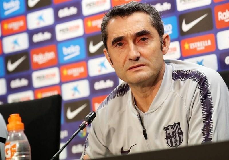 ارنستو والورده: در بارسلونا هرگاه می بازید انگار وارد بحران شده اید، پنالتی زن ها و دروازه بان های خوبی داریم
