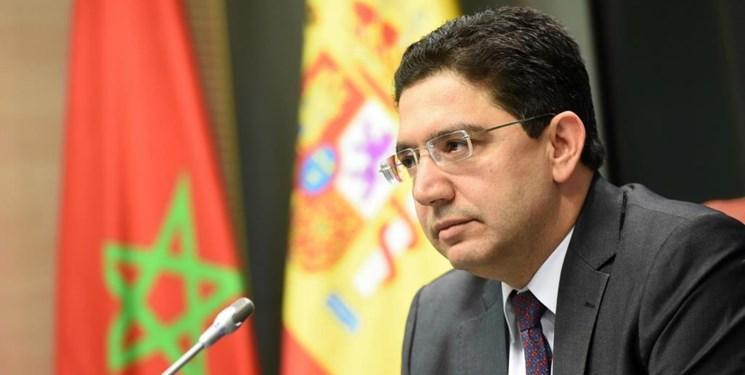 وزیر خارجه مغرب: در امور داخلی الجزائر دخالت نمی کنیم