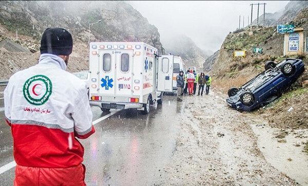 سه هزار عملیات امداد رسانی برای نجات مسافران نوروزی