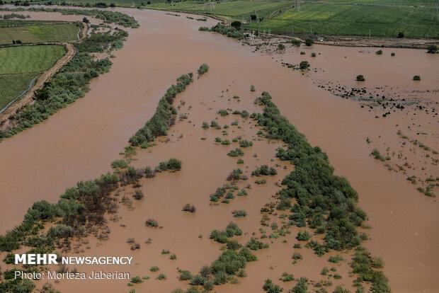 امدادرسانی به 2154خانوار سیل زده در خوزستان، اسکان اضطراری 8571نفر
