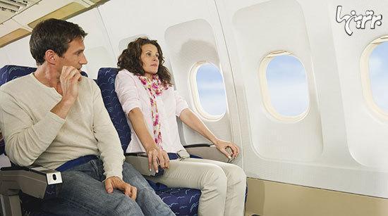 ترس از پرواز را مهار کنید