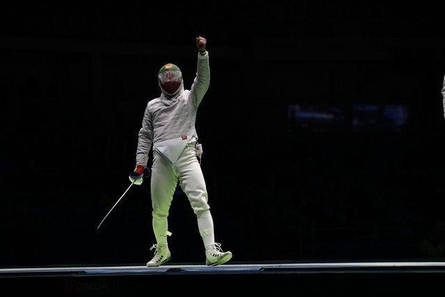 ترکیب شمشیربازی ایران در قهرمانی دنیا، اپه مردان و فلوره در لیست نیستند