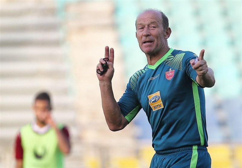 دعوت کنفدراسیون فوتبال آسیا از سرمربی جدید پرسپولیس