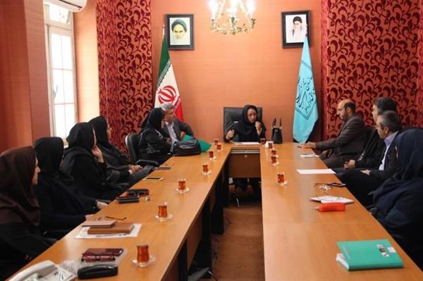 جلسه هم اندیشی امنای اموال فرهنگی تاریخی در کاخ گلستان برگزار شد