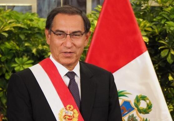 حمایت ارتش و پلیس پرو از رئیس جمهور این کشور