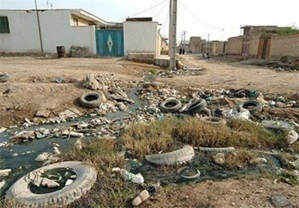 خبرنگاران مسائل آب و فاضلاب در خوزستان مسایل بهداشتی به همراه دارد